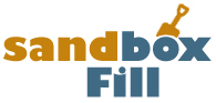 Sand Box Fill Logo