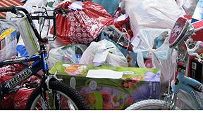Christmas Generosity 2012