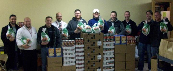 Thanksgiving Generosity 2012