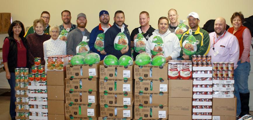 Thanksgiving Generosity 2015