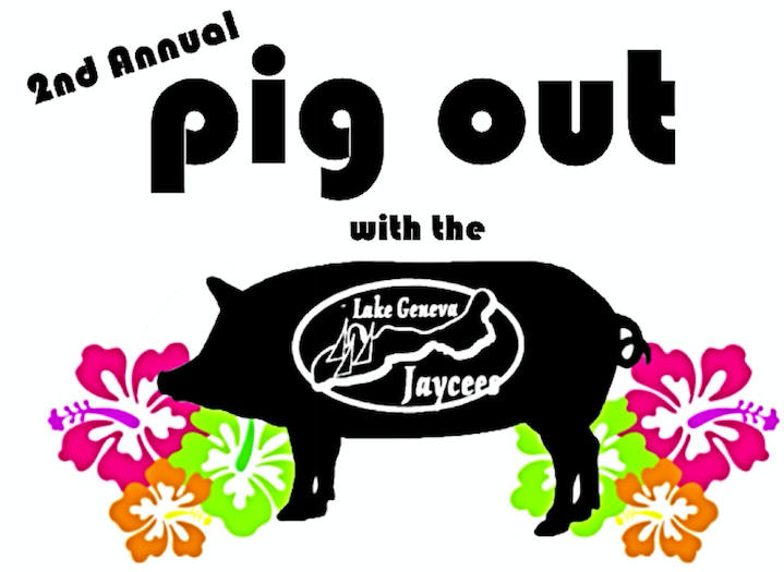 2nd Annual Lake Genvea Jaycees Pig Roast