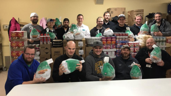 Thanksgiving Generosity
